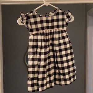 NWT black and white toddler dress 🤍🖤